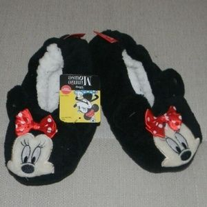 💥3 for $20💥 Disney Minnie Mouse Slippers